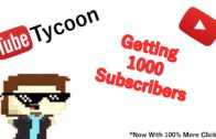 Getting 1000 Subscribers – Tube Tycoon (Let's Play | Gameplay) Episode 4
