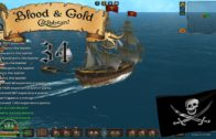 Lets Play Blood & Gold: Caribbean! Season 4 Episode 34: Breaking The Siege