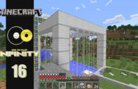 Lets Play Minecraft: Infinity (FTB Modpack) Ep 16: Starting the Water Treatment Plant