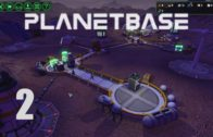 Let's Play Planetbase Episode 2: The Landing Pad – #Planetbase #Gameplay