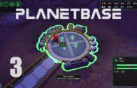 Let's Play Planetbase Episode 3: Having Fun At The Bar – #Planetbase #Gameplay