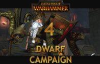 Let's Play TOTAL WAR WARHAMMER [Dwarf Campaign] Episode 4: Battle of Mount Gunbad