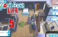 Let's Play Youtubers Life Episode 5: Apartment In The Sky – #YoutubersLife Gameplay