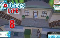 Let's Play Youtubers Life Episode 8: The Mansion – #YoutubersLife Gameplay