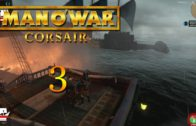 Man O' War: Corsair (Let's Play | Gameplay) Episode 3: Buried Treasure