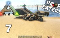 Let's Play Ark Survival Evolved Episode 7: Trike Taming and Plant X – Poop Eaters Server