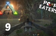 Let's Play Ark Survival Evolved Episode 9: The Underworld and Loot Cave Pt 1 – Poop Eaters Server