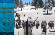 Let's Play Mount and Blade Warband Prophesy of Pendor Episode 29: Mystmountain Army