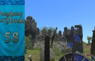 Let's Play Mount and Blade Warband Prophesy of Pendor Episode 58: The Siege Of Mobray Castle