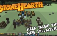 Introducing Our Amazing New Village, Point Hope – Stonehearth Alpha 19 Gameplay – Part 1