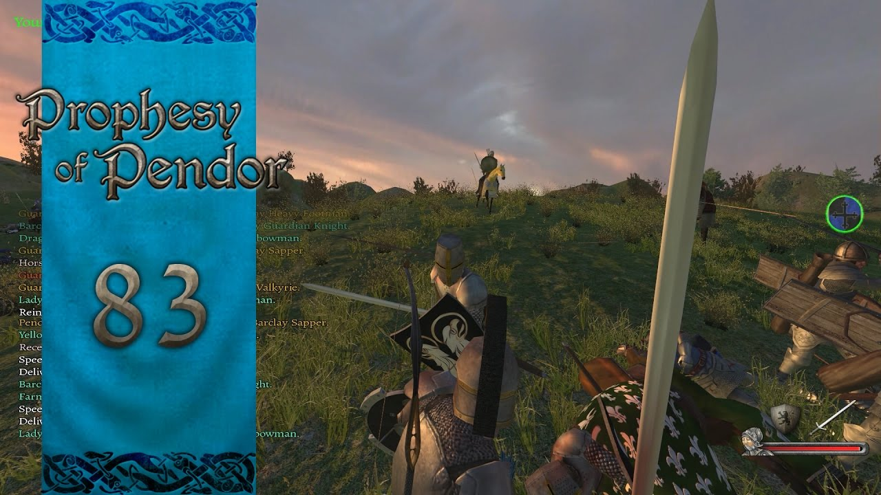 Let's Play Mount&Blade Warband - forums.serenesforest.net