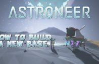 Astroneer How To Build A New Base On Another Planet Using The Habitat