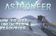 Astroneer How To Get Infinite Resources