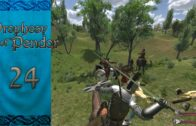 Let's Play Mount and Blade Warband Prophesy of Pendor Episode 24: Using Advance Tactics