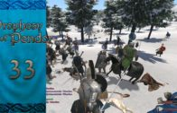 Let's Play Mount and Blade Warband Prophesy of Pendor Episode 33: Taking Out One Of The Big Armies