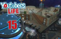 Let's Play Youtubers Life Episode 15: Making to the Space Station – #YoutubersLife Gameplay