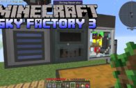 SkyFactory 3 – Automatic Ore Generator, Unlimited Ores – Minecraft SkyFactory 3 Gameplay – Part 4
