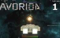 Avorion – Mining Asteroids, Building A Ship, And Fighting A Space Battle – Avorion Gameplay Part 1