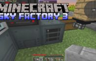 SkyFactory 3 – Getting Double The Ores With The SAG Mill – Minecraft SkyFactory 3 Gameplay – Part 5