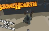 Stonehearth – Defeating Ogo Skullbonker, Massive Battle – Stonehearth Alpha 20 Gameplay – S2 Part 10