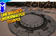 Conan Exiles – Secret Unfinished Underwater Dungeon, The Water Temple – Conan Exile Secrets