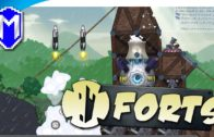 Launching The Ballistic Missiles For Europe's Oil – Let's Play Forts Campaign Gameplay Part 2