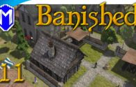 Banished – Baby Boom, Population Explosion – Let's Play Modded Banished Gameplay Part 11