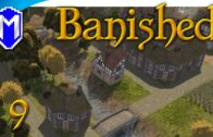 Banished – Growing Pains, Expanding The Town – Let's Play Modded Banished Gameplay Part 9
