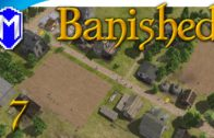 Banished – No More Naked People, Building A Sheep Farm – Let's Play Modded Banished Gameplay Part 7