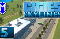 Cities Skylines – The Ore Industry And The Cargo Train – Let's Play Cities Skylines Gameplay Part 5