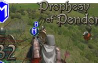 M&B – New Custom Knighthood Order – Mount & Blade Warband Prophesy of Pendor 3.8 Gameplay Part 32