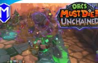 The Wall And Stables Of Eventide, With Dobbin – Let's Play Orcs Must Die Unchained Gameplay Part 4