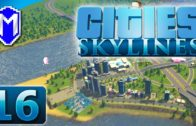 Cities Skylines – Casino And Blimps, Tourism District – Let's Play Cities Skylines Gameplay Part 16
