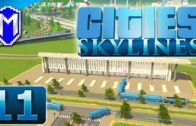 Cities Skylines – New Bus Routes And The Bus Station – Let's Play Cities Skylines Gameplay Part 11