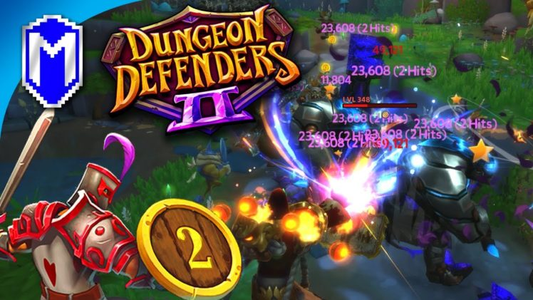 Defending Forest Crossroads Solo, Wyvern Enthusiasts – Let's Play Dungeon Defenders 2 Gameplay Ep 2