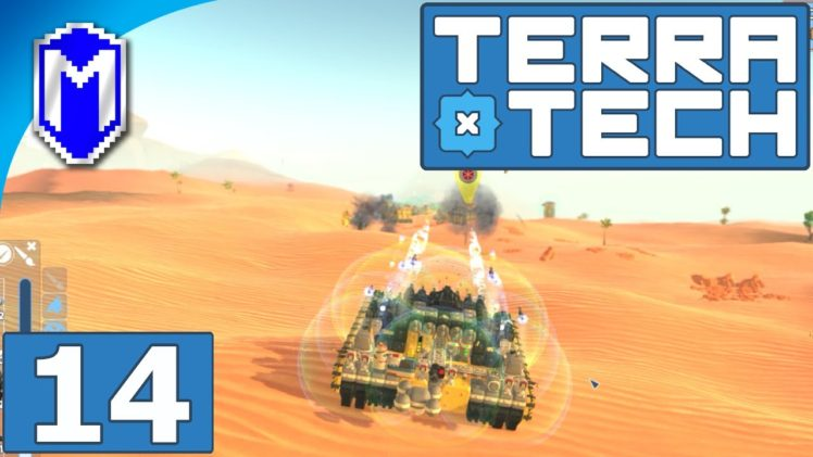TerraTech – Doing Missions, Max GSO License Level – Let's Play TerraTech Gameplay Ep 14
