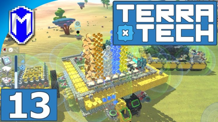 TerraTech – Scrappers, Getting Resources And Money From Blocks – Let's Play TerraTech Gameplay Ep 13