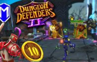 Chaos 4 Trials, Solo Run With Stun Walls – Let's Play Dungeon Defenders 2 Gameplay Ep 10