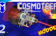 Cosmoteer – Ship Upgrades, More Speed And Missiles – Let's Play Cosmoteer Abh Mod Gameplay Ep 2