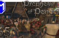M&B – Siege The Town Of Javiksholm – Mount & Blade Warband Prophesy of Pendor 3.8 Gameplay Part 65