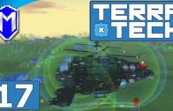 TerraTech – Hawkeye Attack Helicopter, Missile Combat – Let's Play TerraTech Gameplay Ep 17