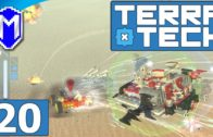 TerraTech – The New Hovercraft, Avalanche Missile Launchers – Let's Play TerraTech Gameplay Ep 20