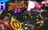 The Forest Biome And Dragonfall Sewers, DPS EV2 – Let's Play Dungeon Defenders 2 Gameplay Ep 14