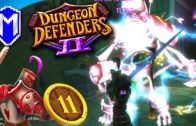 Weapon Synergy, Lightning + Drenched = Dead Enemies – Let's Play Dungeon Defenders 2 Gameplay Ep 11