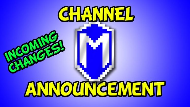 Changes Coming To The Channel, Schedule Changes And Regular Livestreams! – Channel Announcement