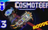 Cosmoteer – Broadsiding With Cannons, Our New Ship – Let's Play Cosmoteer Abh Mod Gameplay Ep 13