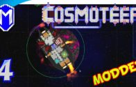 Cosmoteer – Missile Frigate, Building The Fleet – Let's Play Cosmoteer Abh Mod Gameplay Ep 4