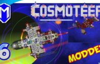 Cosmoteer – Vanguard Difficulty, Ultimate Destruction – Let's Play Cosmoteer Abh Mod Gameplay Ep 6