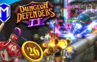 Frozen, Using Frosty Power Shard To Buff Our Traps – Let's Play Dungeon Defenders 2 Gameplay Ep 26