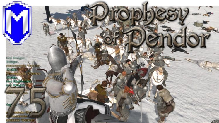 M&B – Mystmountain Army Death Throes – Mount & Blade Warband Prophesy of Pendor 3.8 Gameplay Part 75